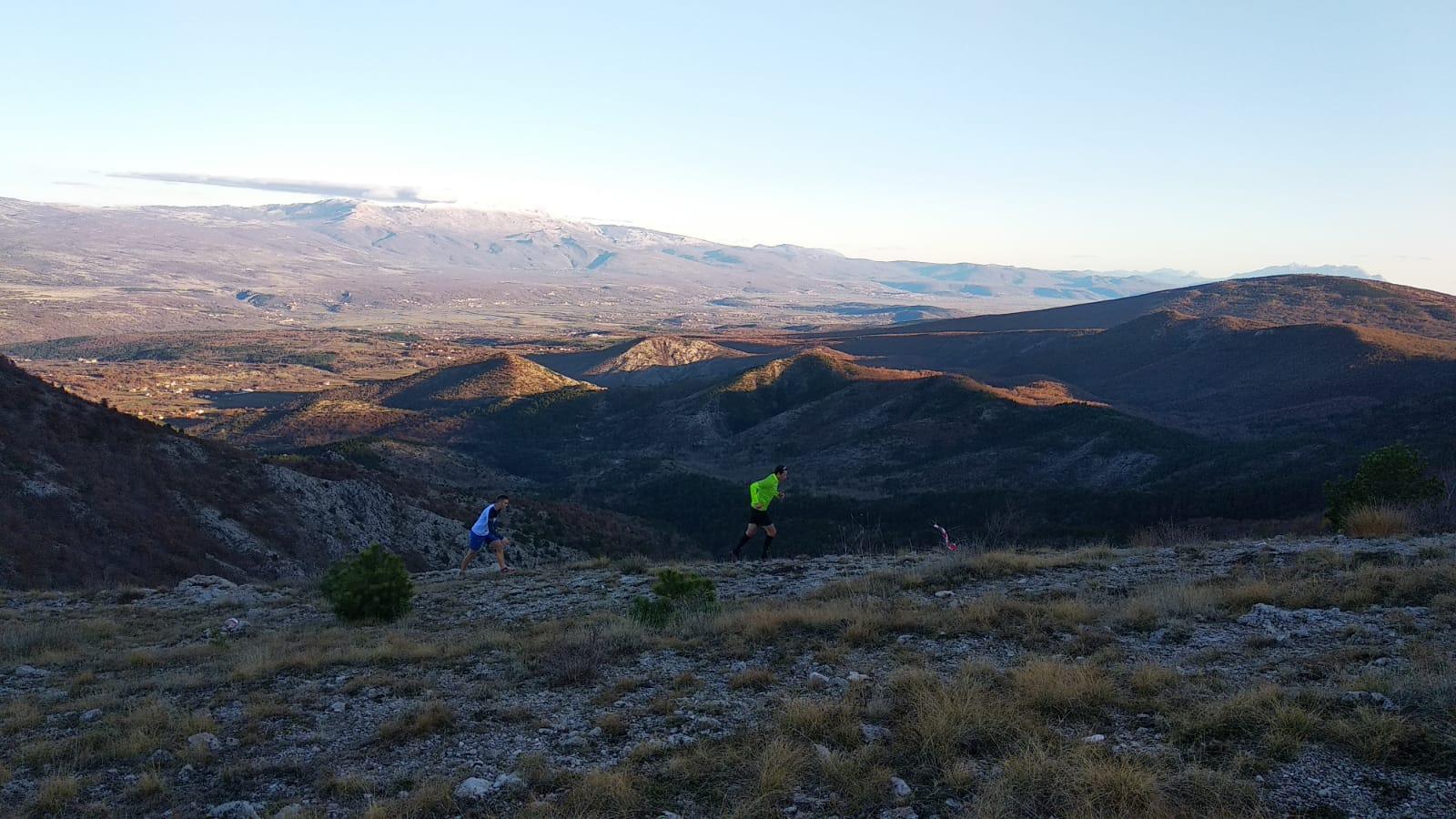 Trening i utrka na Orlovim stinama!
