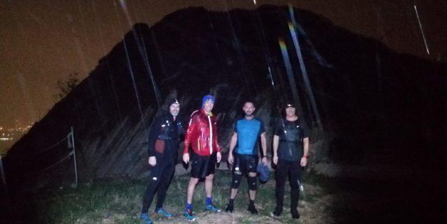 29. trening: Noćni potop
