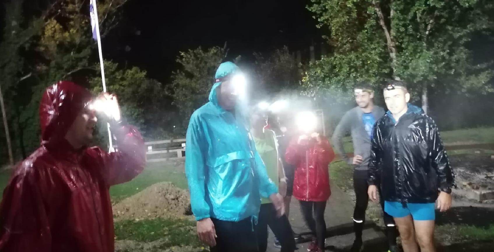 24. trening: Po kišnom Kliškom polju