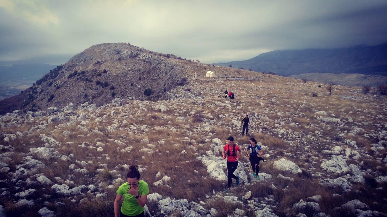 39. trening: Guštanje po Jesenicama..