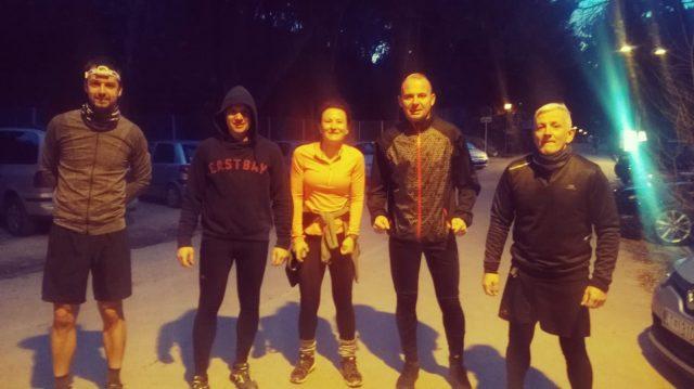 "40. trening: ""Marjan Trail"""