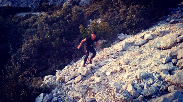 19. trening: Malo uspona i puno kamenjara