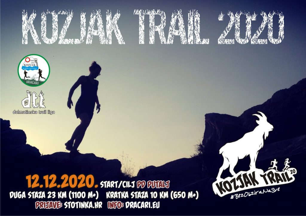 Kozjak Trail 2020 PLAKAT
