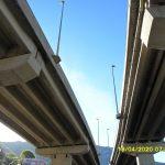 Ispod mostova brze ceste Solin-Klis u Gornjoj Ozrni..