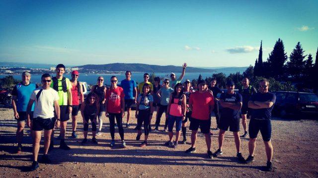 58. trening: Tour the Putalj