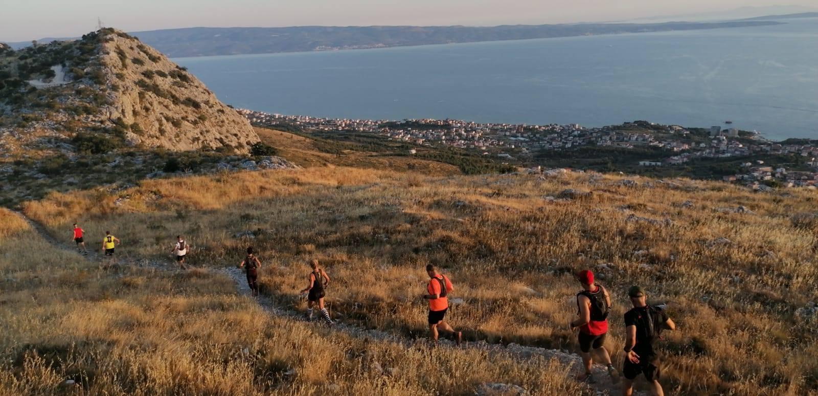 64. trening: Perunski trail..
