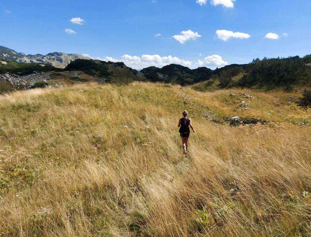 "Nastup na ""Čvrsnica Ultra Trail"" utrci"