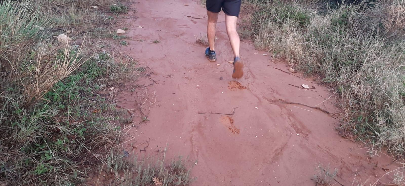 74. trening – Bura i blato..