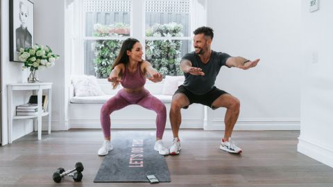 82. trening: Trening od kuće