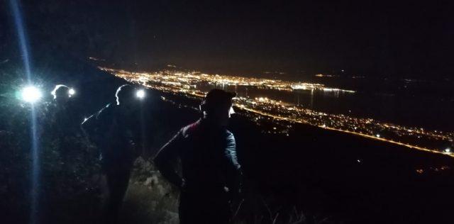 37. trening: Ugodna zimska noć