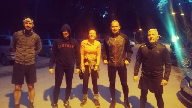 """Read more about the article 40. trening: """"Marjan Trail"""""""