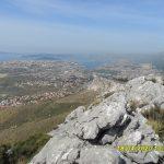 KT 15 - pogled sa Koludra (vrh na grebenu)