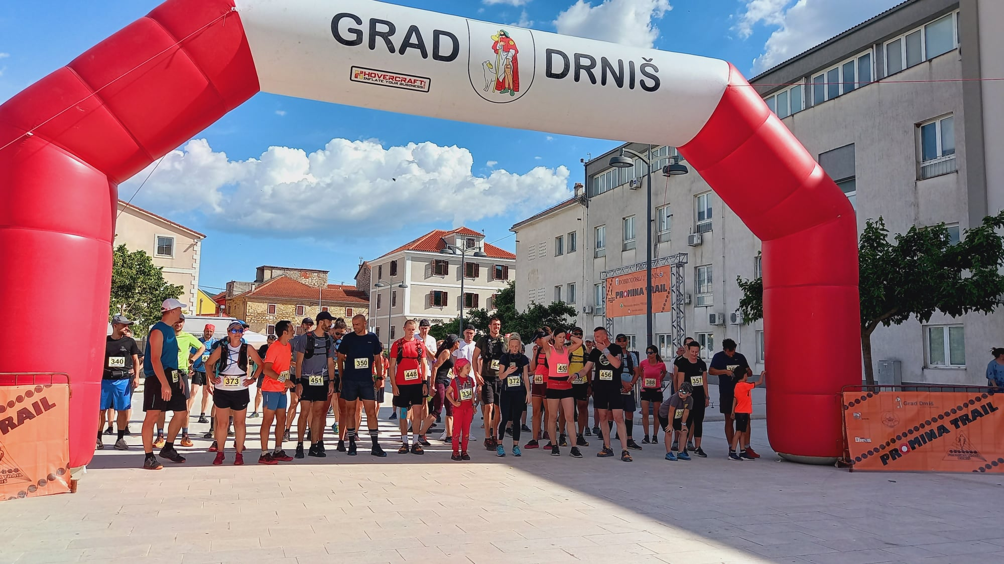 Read more about the article Utrka: Promina Trail 2021