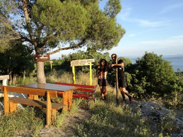 Read more about the article 3. trening: Kaštelanskim crkvicama..