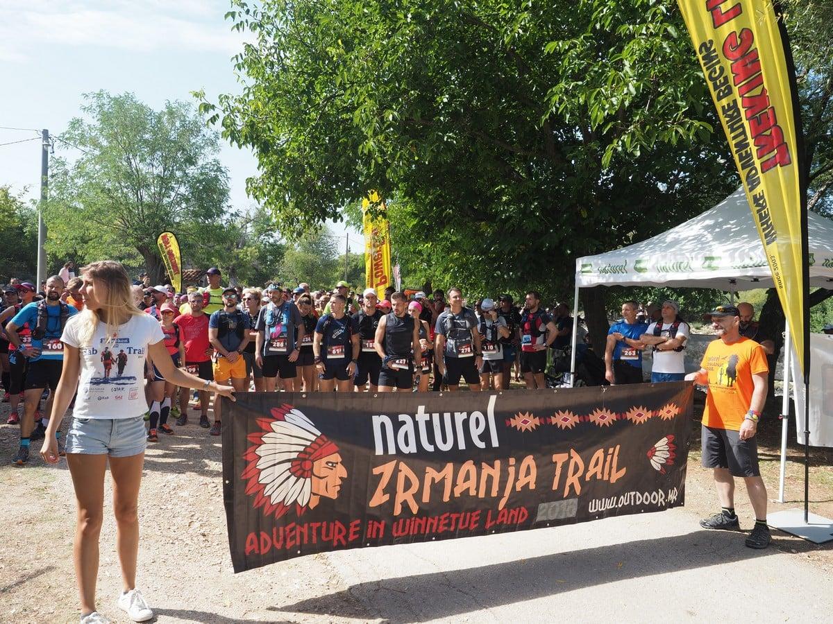 Trenutno pregledavate Naše članice nastupile na Zrmanja Trailu!